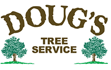 Doug's Tree Service logo